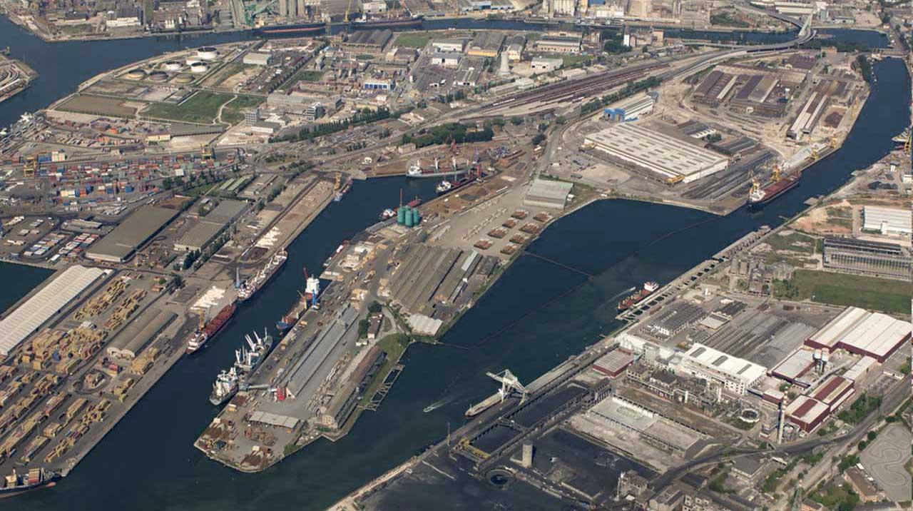 porto venezia terminal logistico
