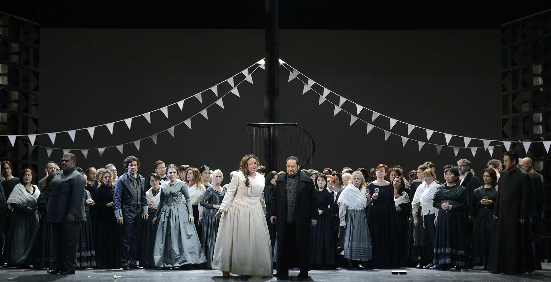 teatro la fenice Stiffelio di Verdi 1