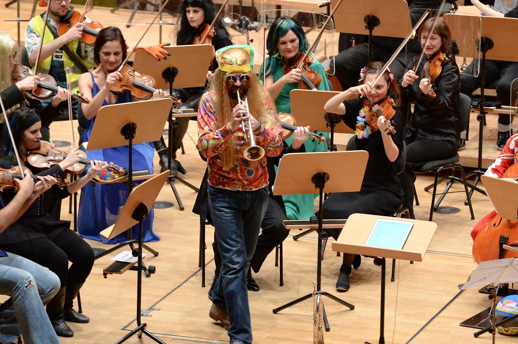 Orchestra Haydn Pierobon carnevale 2016
