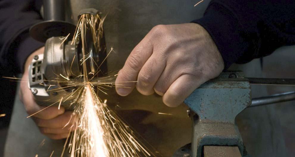 mondo del lavoro artigiano mola disco