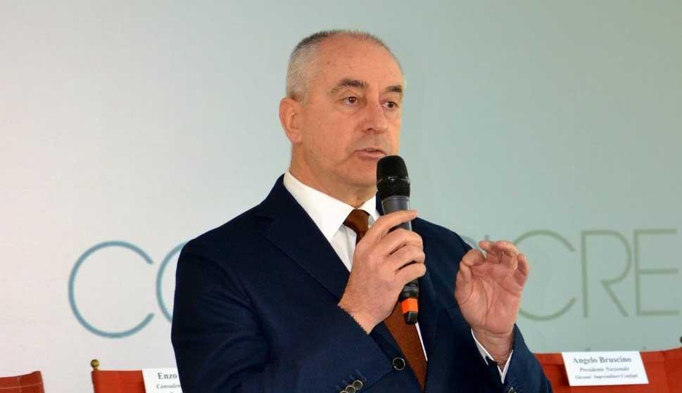 Carlo Valerio presidente confapi Padova