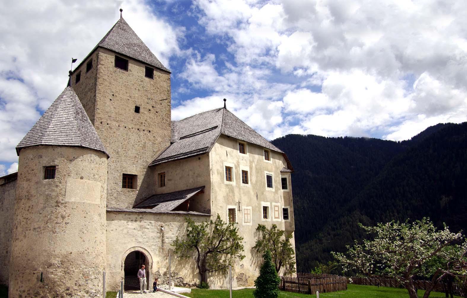 La sede del Museum Ladin a San Martino in Badia
