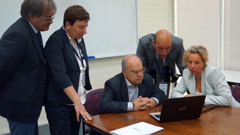 Incontro con il presidente della Camera di Commercio Italiana imagefullwide