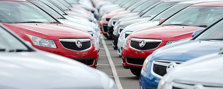 mercato dell'auto immatricolazioni auto