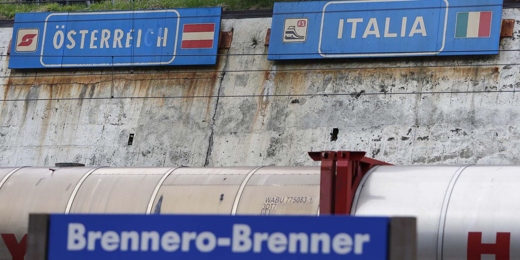riapertura dei confini brennero confine italia austria