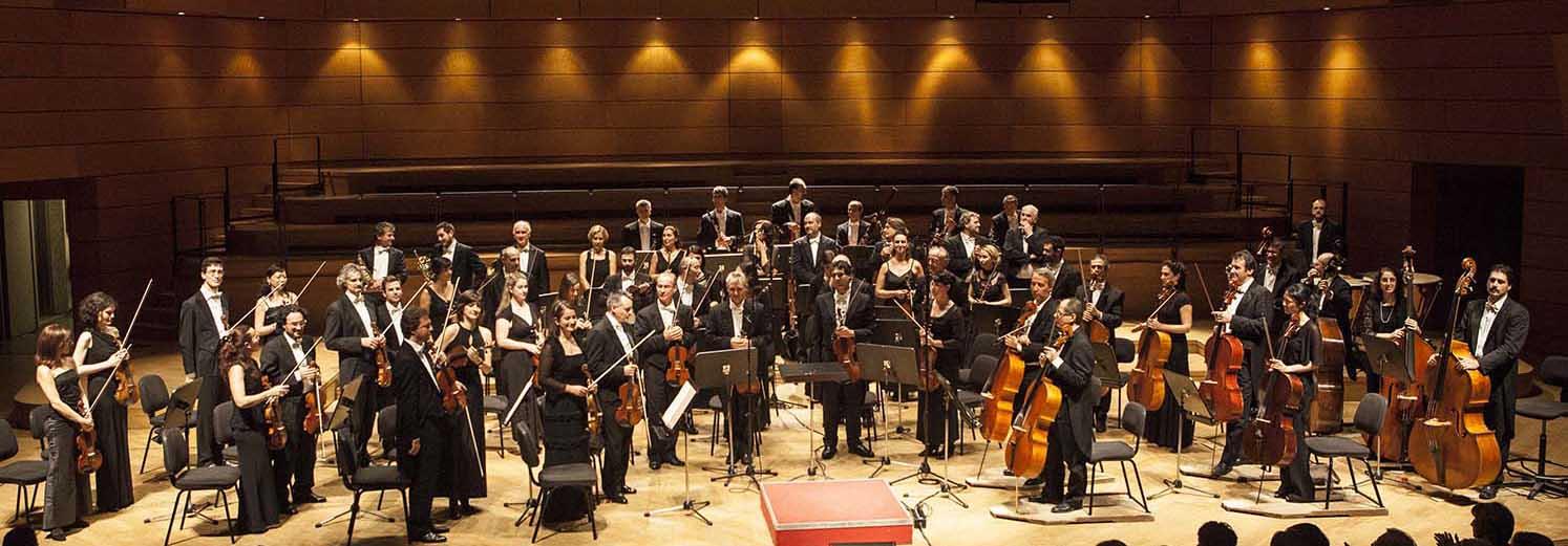 orchestra I Pomeriggi milano foto di Lorenza Daverio