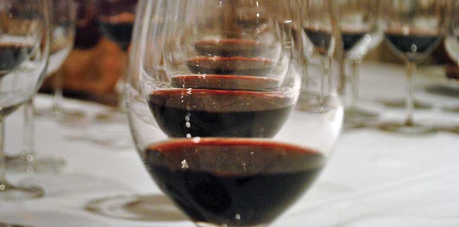 consorzio vini valpolicella vino italiano Degustazioni Cantina Valpolicella Negrar bicchieri vino