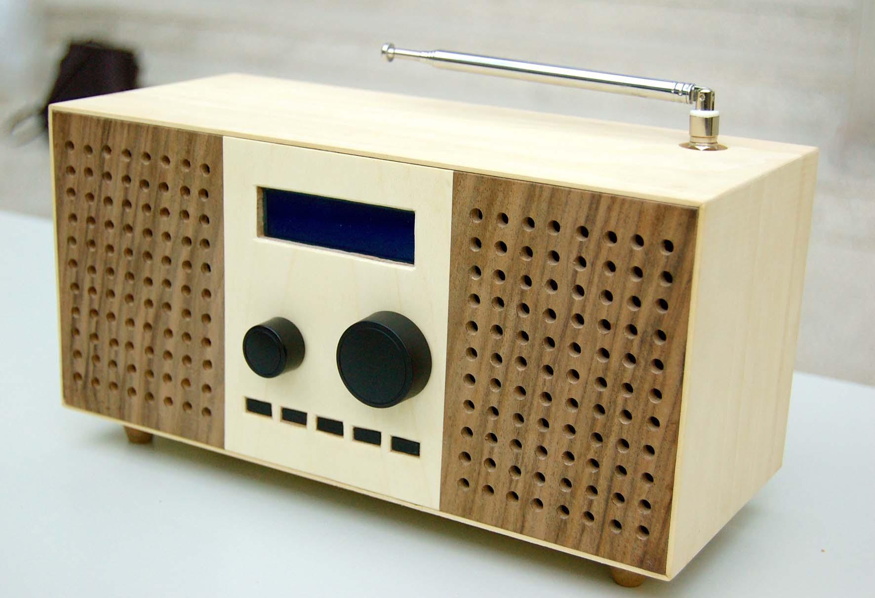 Digitalradio autocstruzione radio dab Istituto Tecnologico Max Valier di Bolzano 2