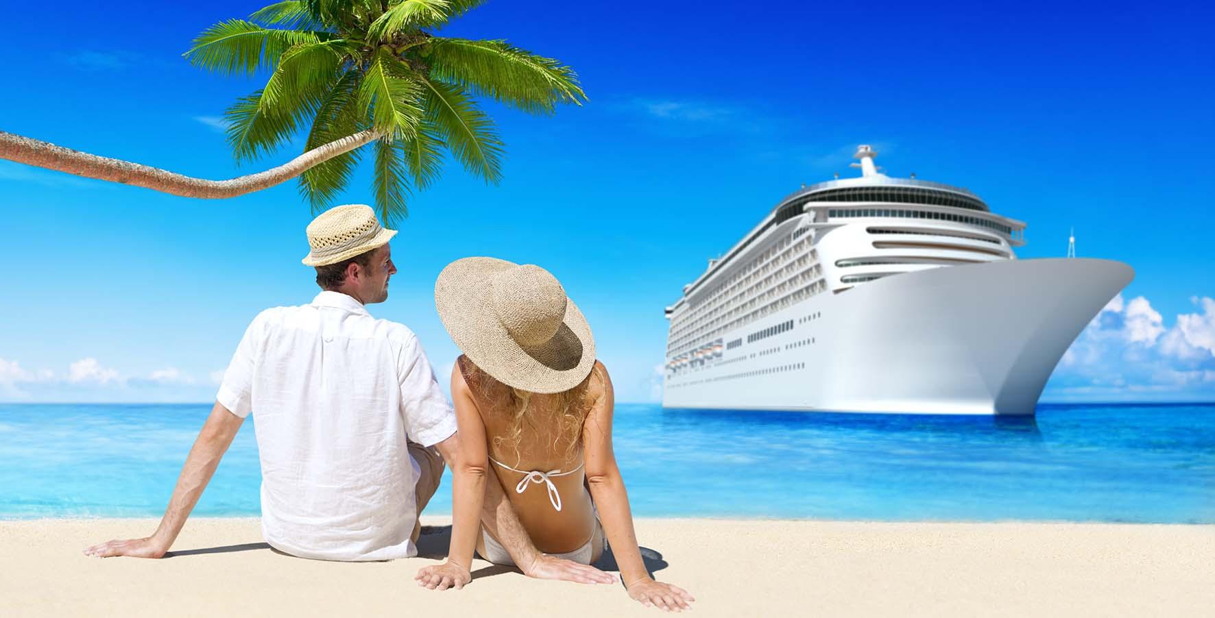 crociera coppia turismo