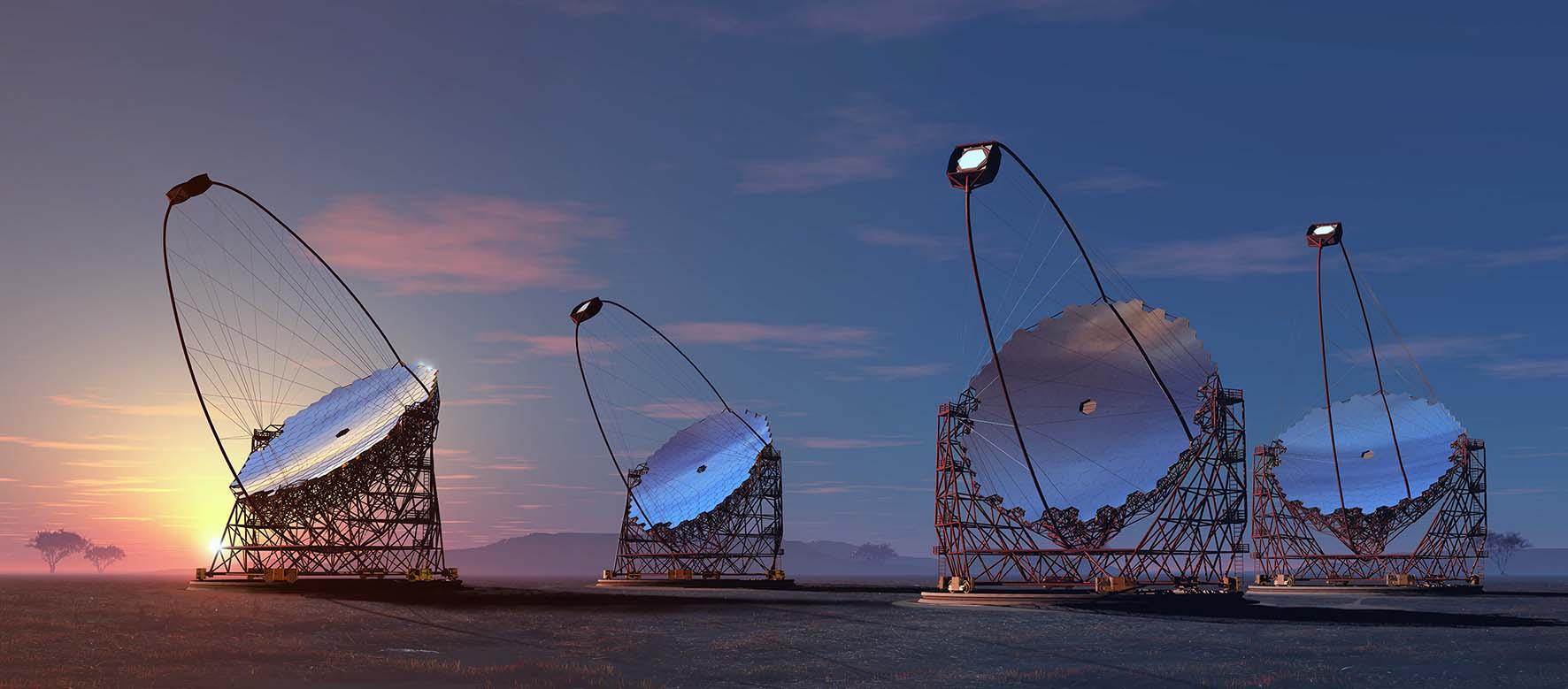 Cherenkov Telescope Array Cta