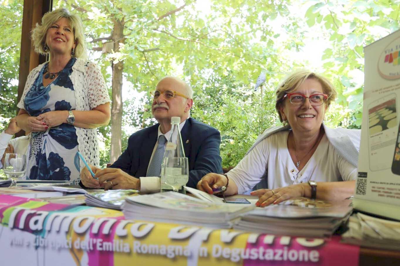Emilia Romagna presentazione Tramonto DiVino 2016