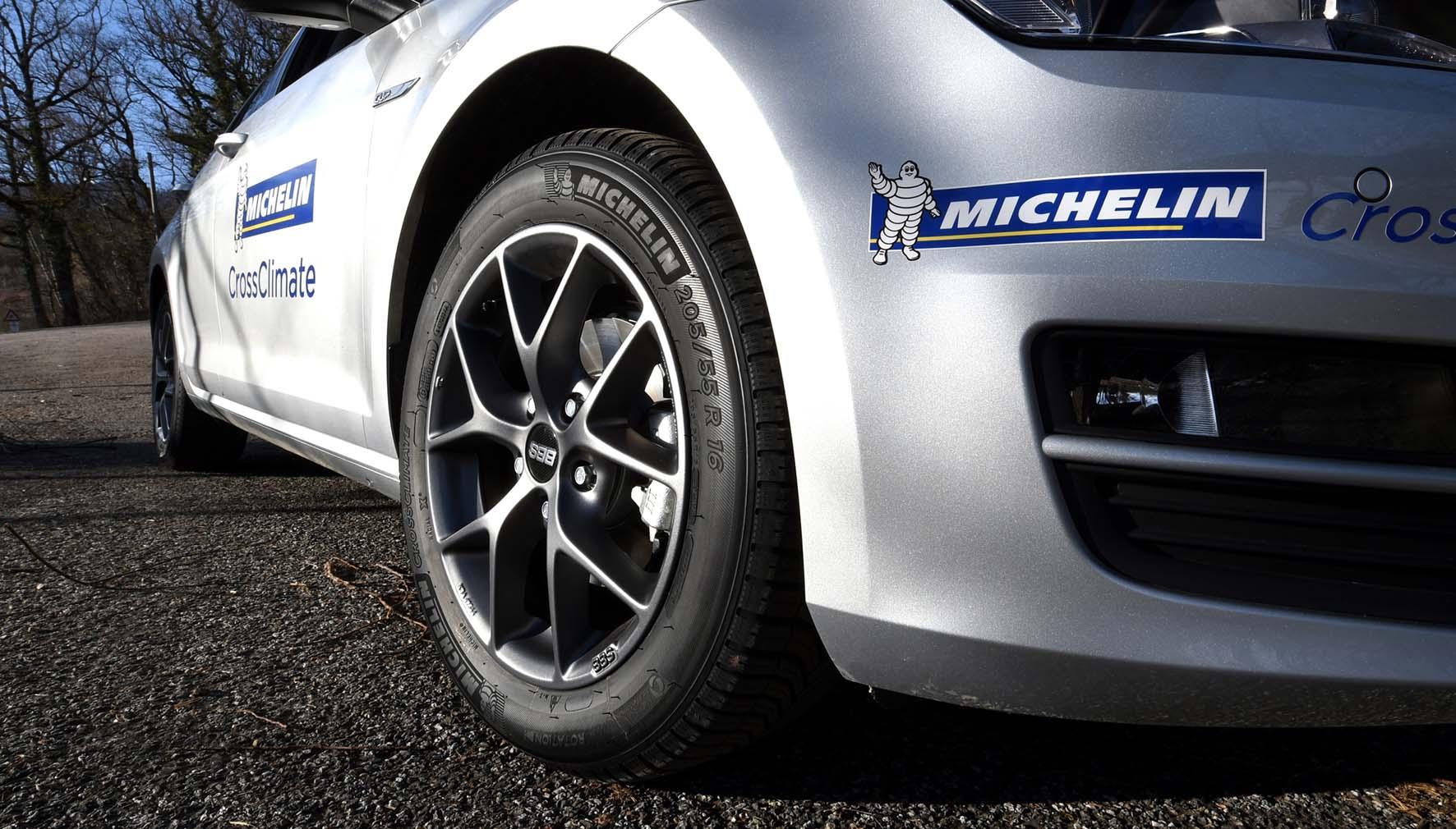 Michelin CrossClimate auto