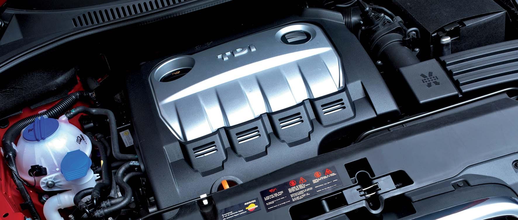 Seat 2005 Altea FR TDI 2.0 170Cv vano motore