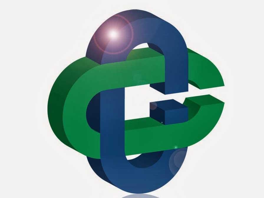 BCC FVG logo 3D