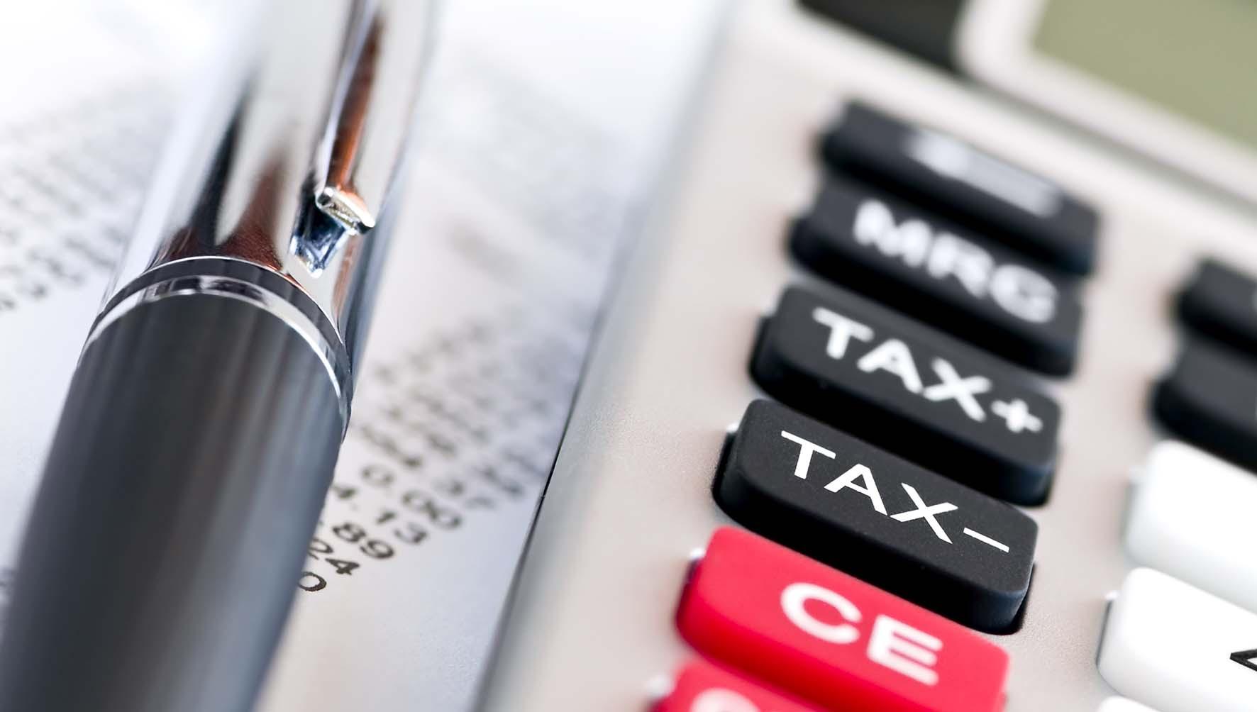 calcolo tasse pressione fiscale calcolatrice