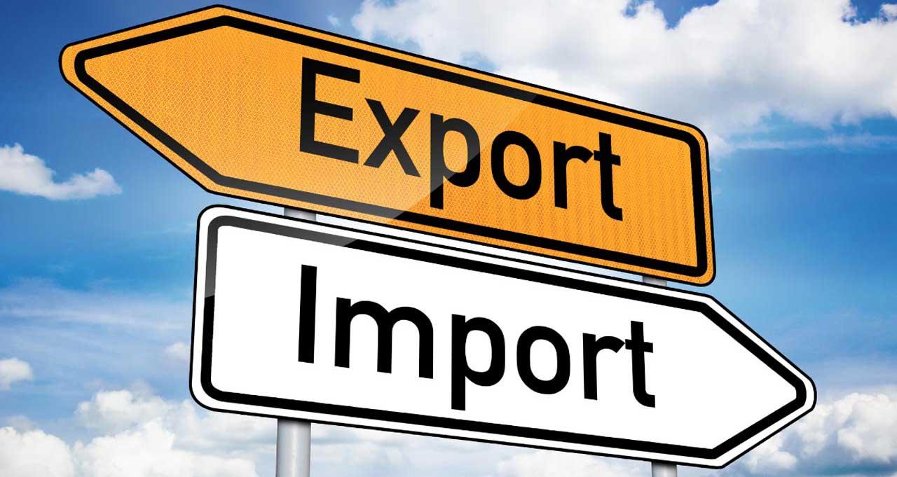 cartello Import export