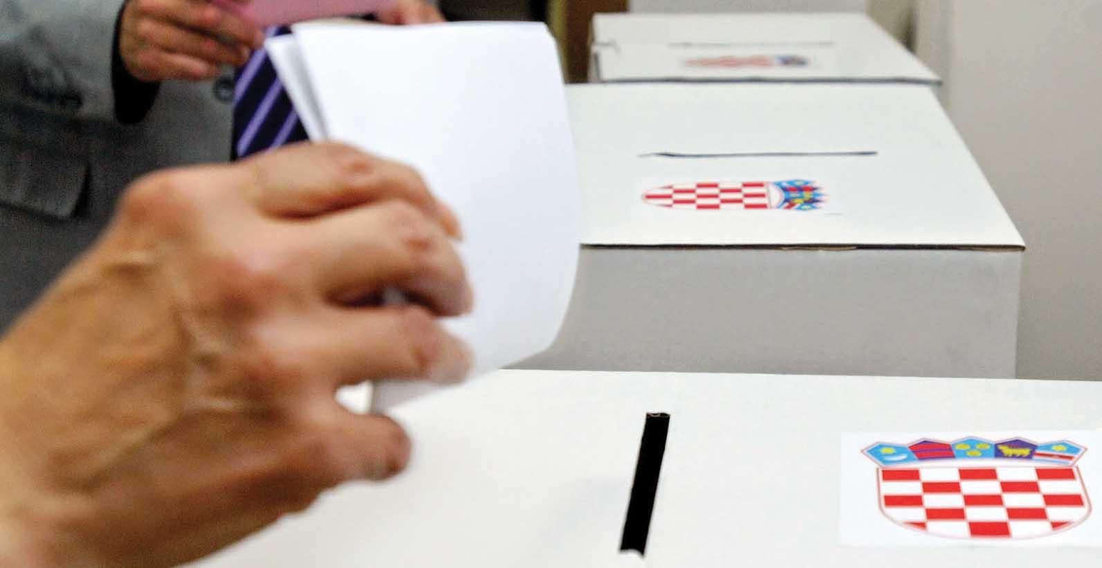 croazia elezioni urna