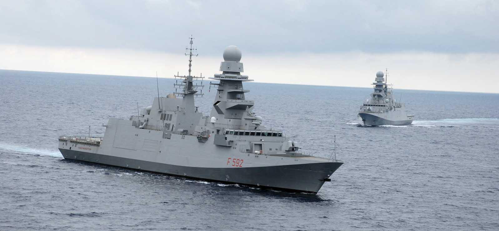 fincantieri fregata fremm