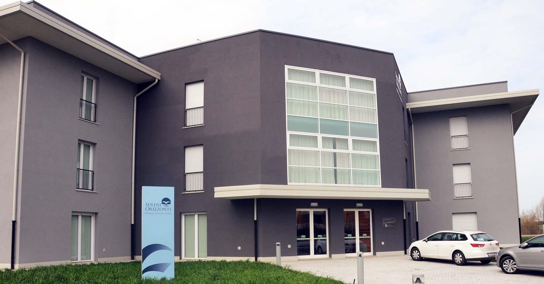 sereni orizzonti Nuova residenza di Bovolenta PD