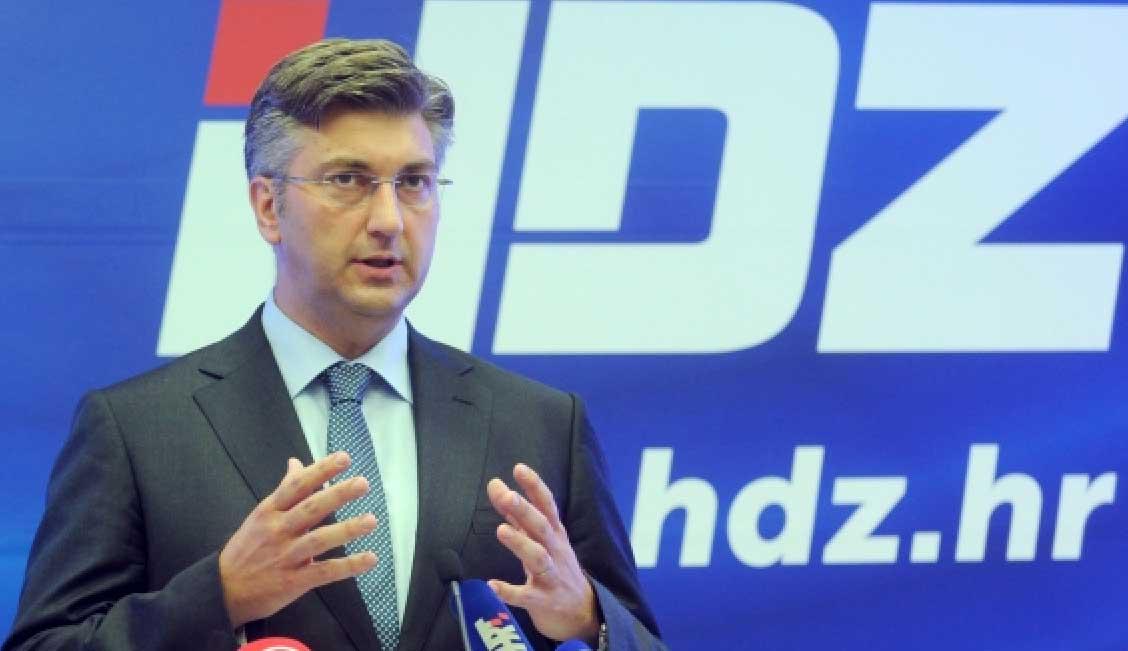 unione europea Andrej Plenkovic premier croazia