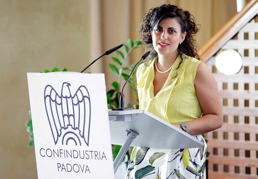 Anna Viel Presidente GI Confindustria Padova