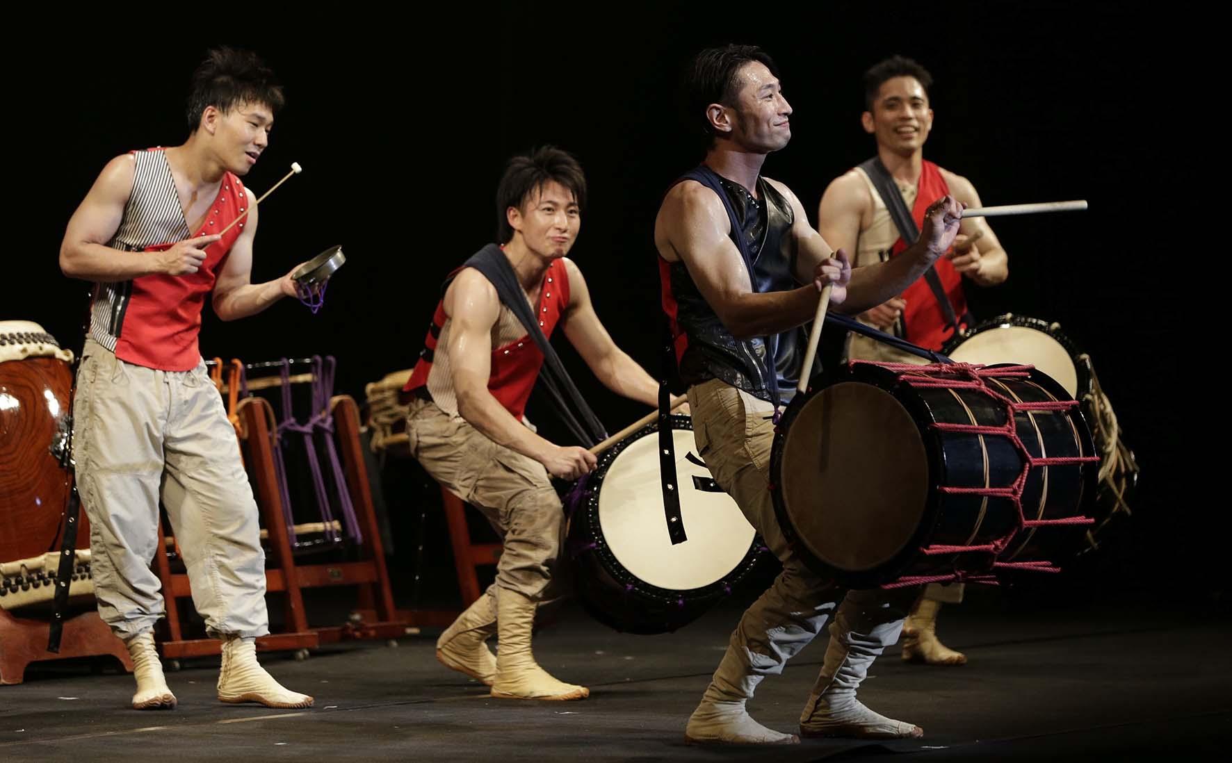 Tokyo Dageki Dan tamburi 1