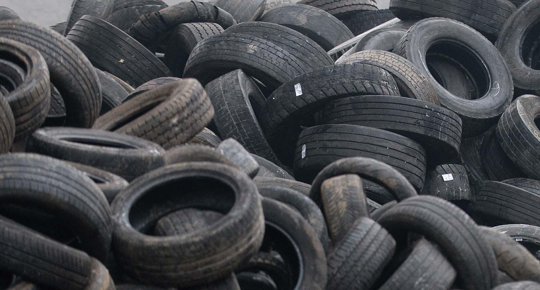 Fototeca UE riciclaggio pneumatici selezione 2