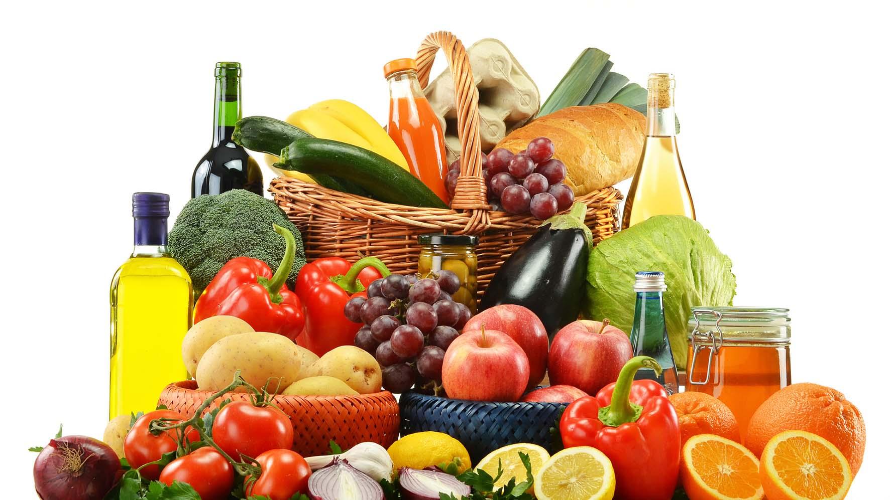 dieta mediterranea olio ortaggi frutta