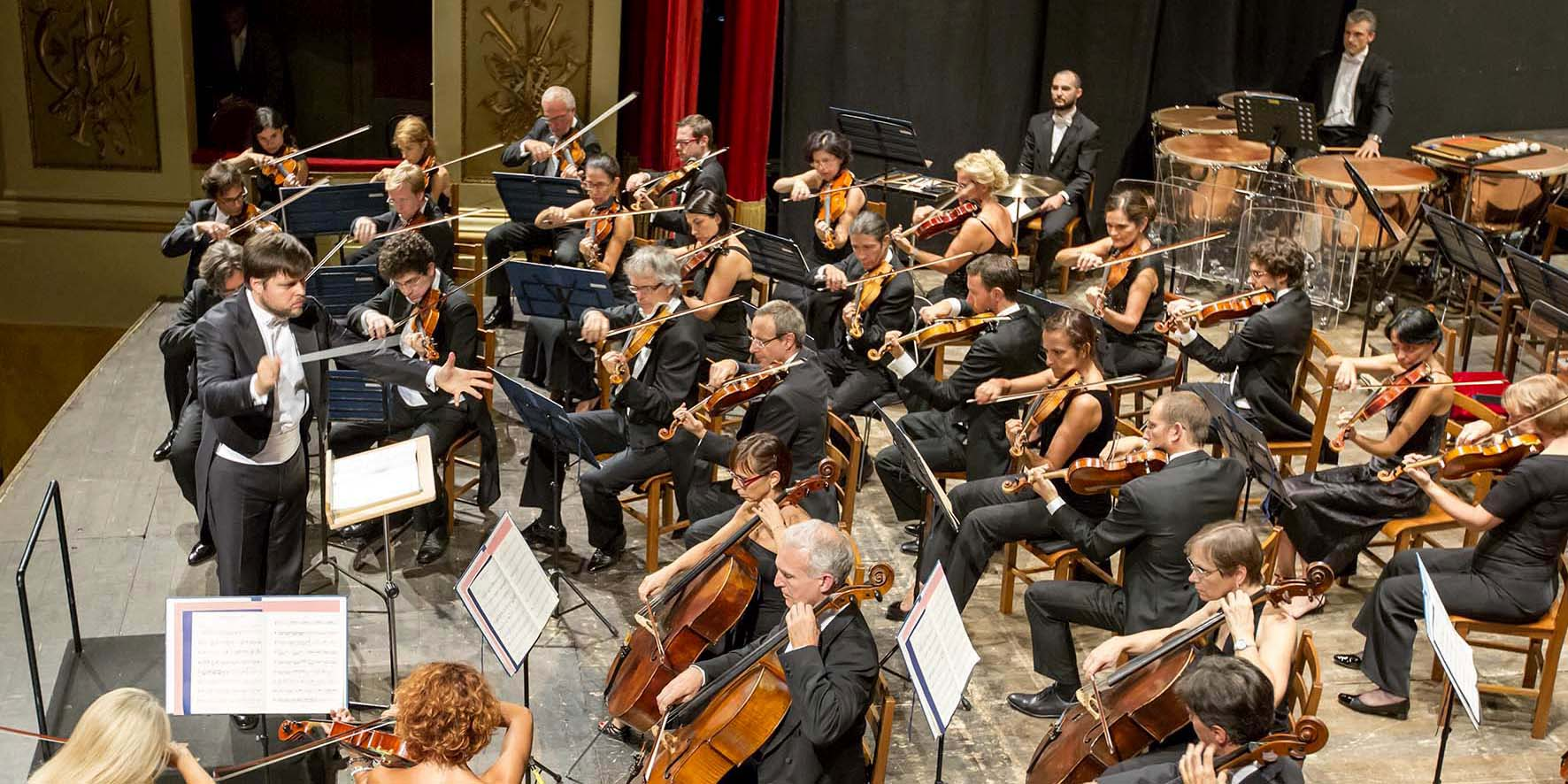 18 09 2016 Orchestra Haydn dir Valcuha