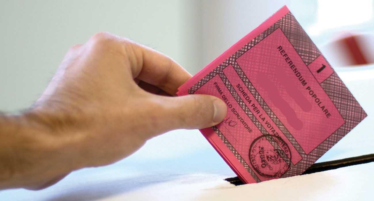 elezioni pat scheda votazione referendum popolare 2011