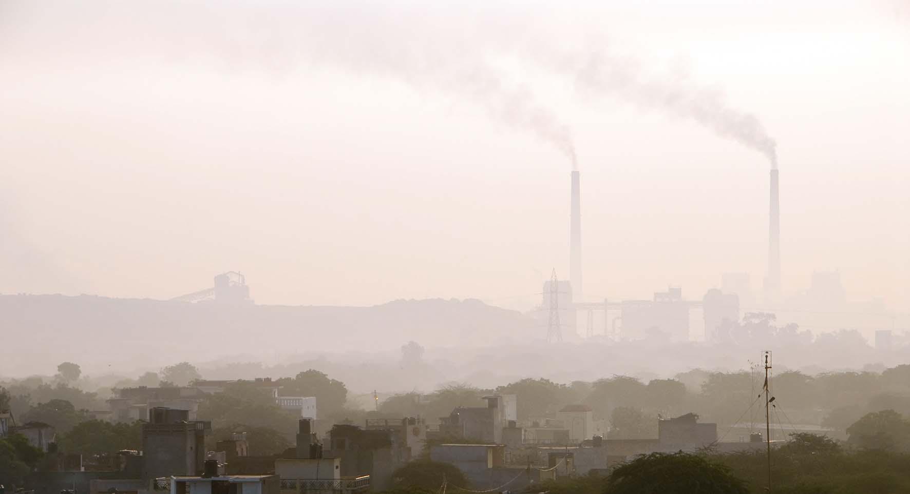 smog inquinamento atmosferico