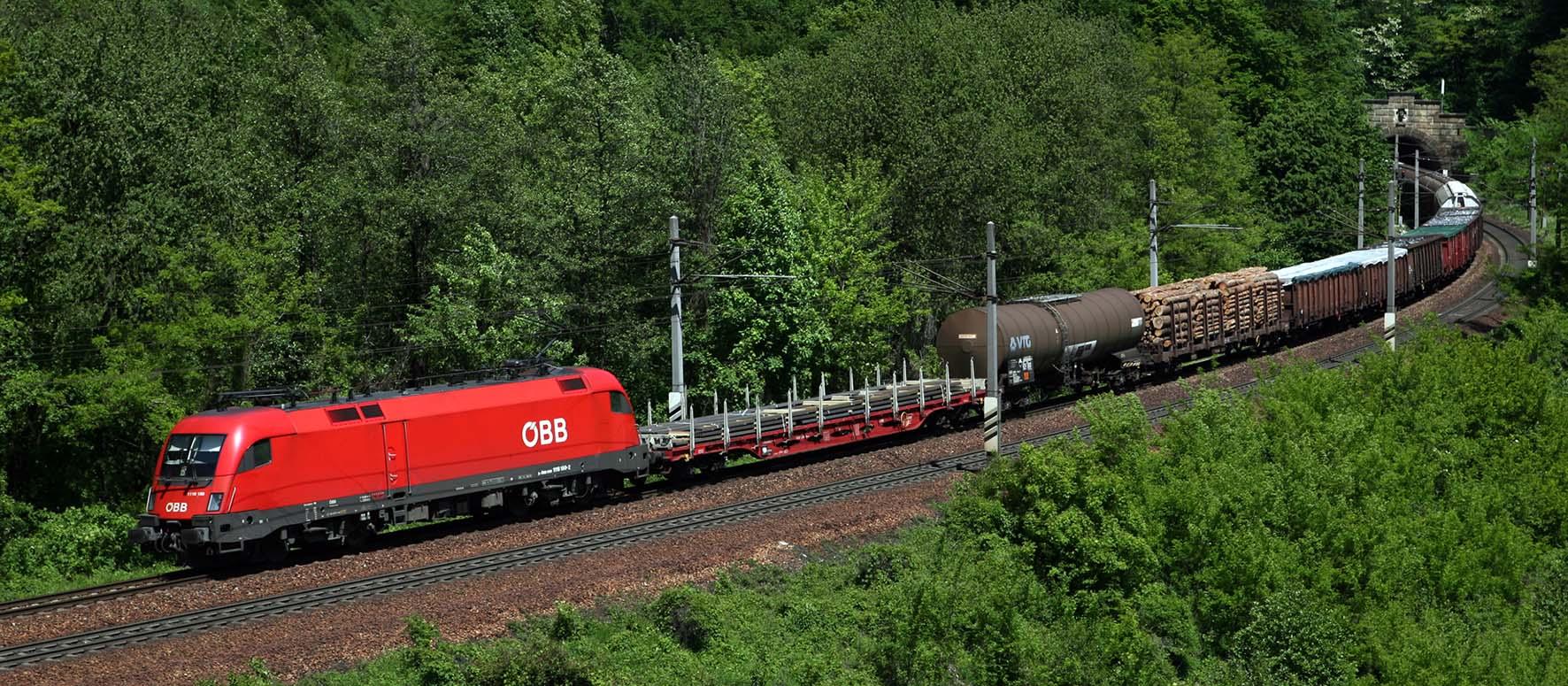 treno merci obb rail cargo carrier