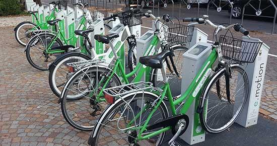 trentino Bike sharing