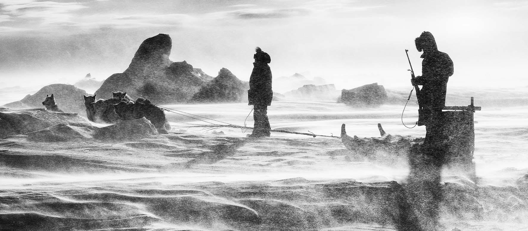 Mostra casa tre oci artico ultima frontiera Carsten Egevang East Greenland Scoresbysund 2016 Carsten Egevang