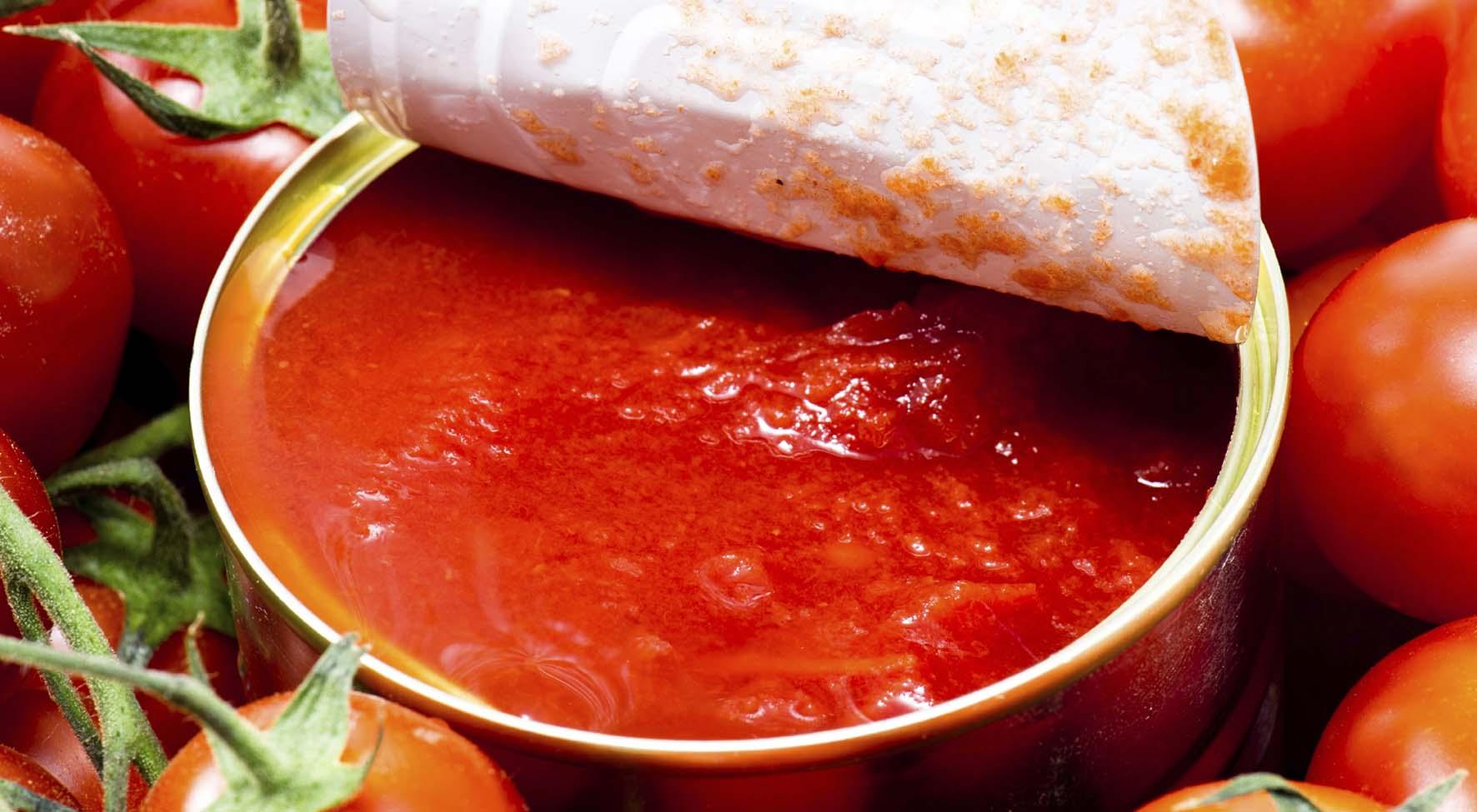 concentrato di pomodoro pomodori