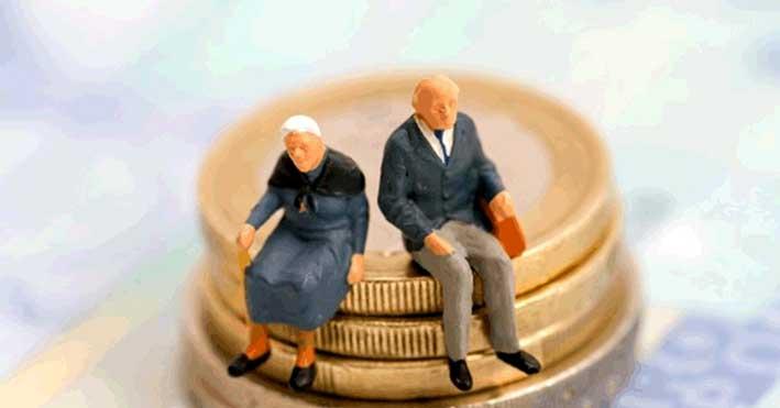 riforma delle pensioni pensioniati monete euro