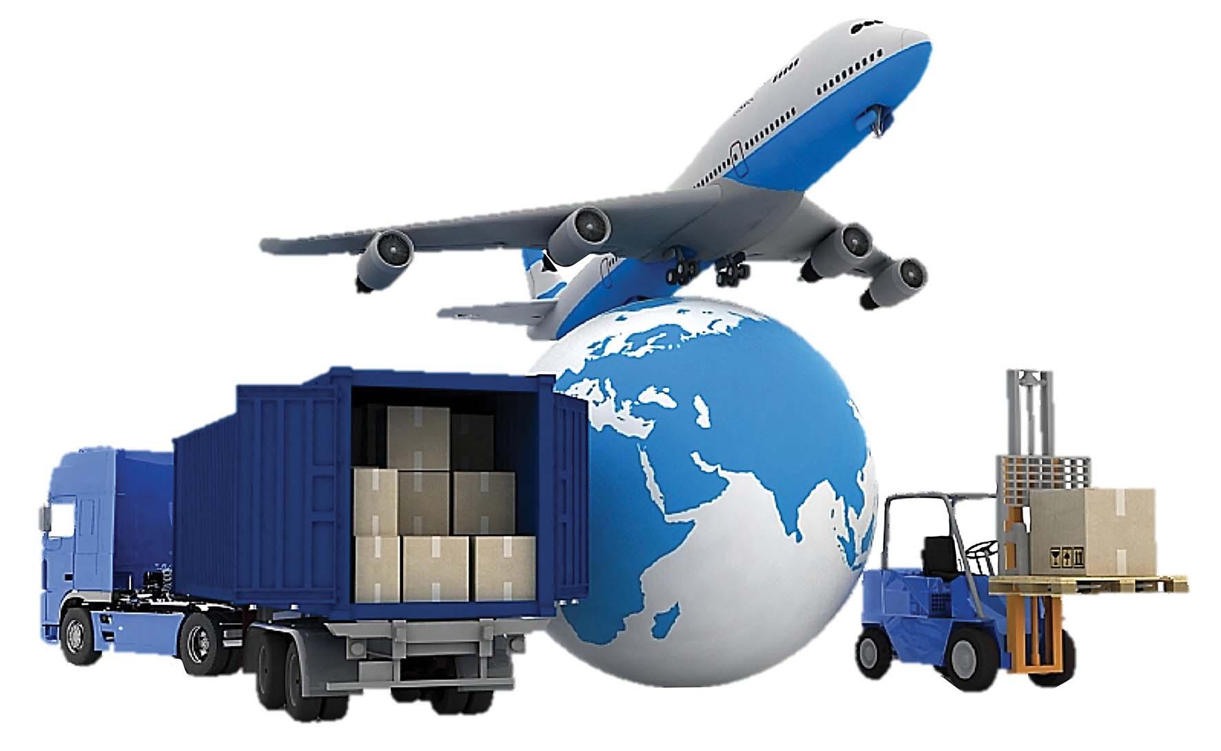 distretti industriali del triveneto export aereo camion muletto