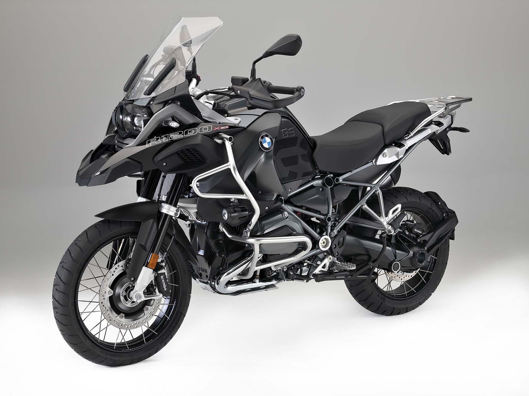 BMW Motorrad R1200 GS XDrive Hybrid