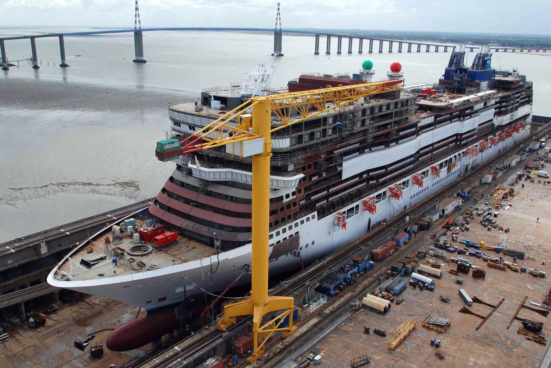 cantiere navale stx francia