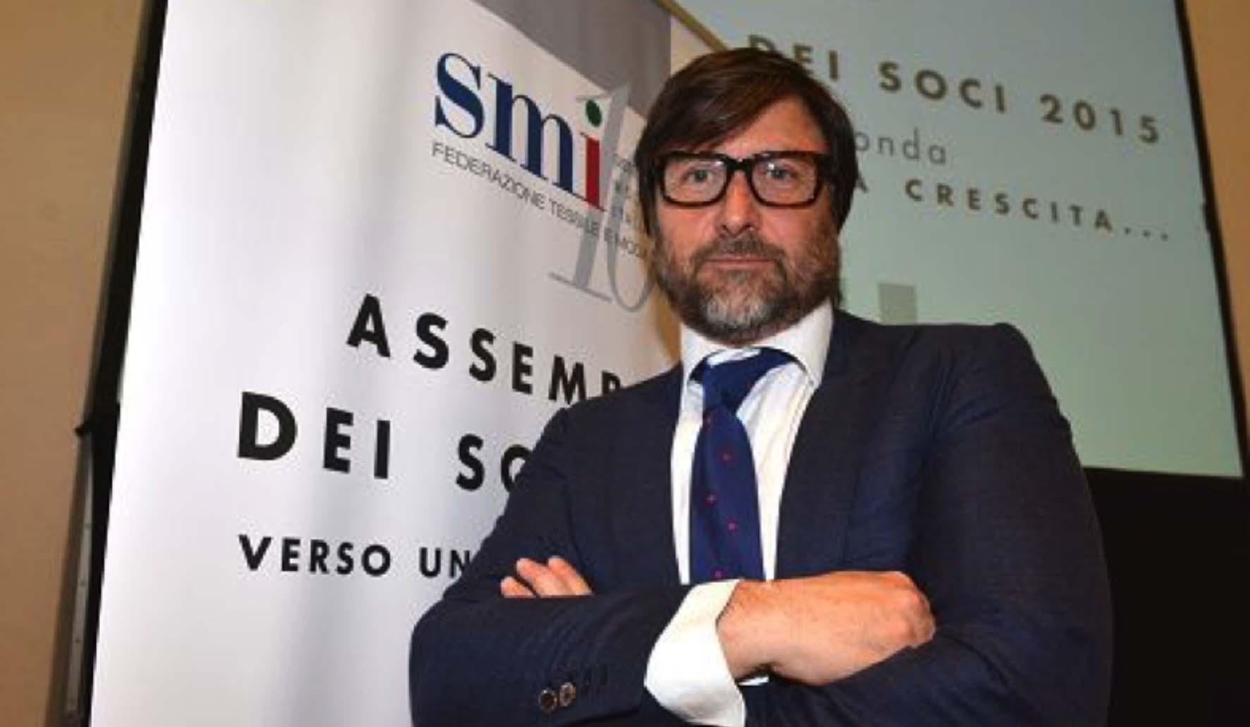 claudio marenzi presidente confindustria moda