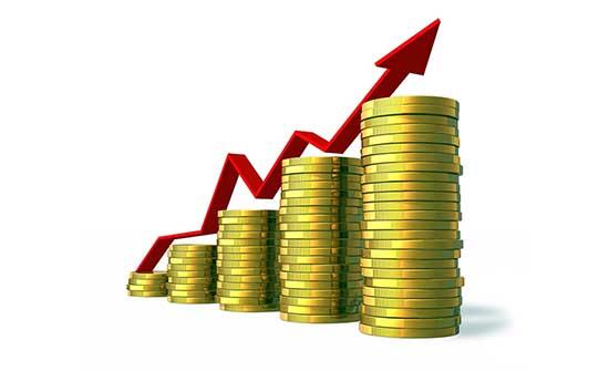 grafico indice crescita economia
