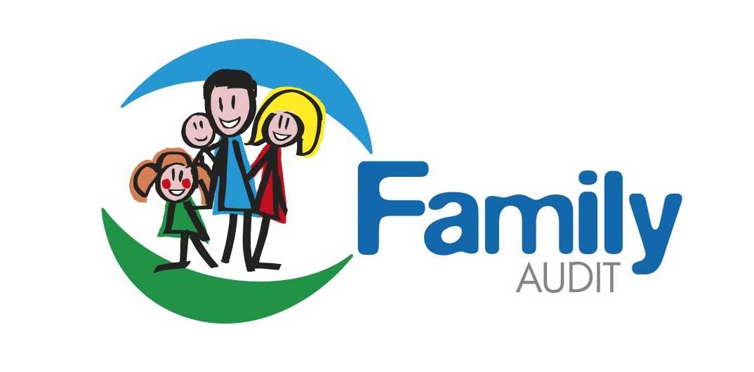family audit logo