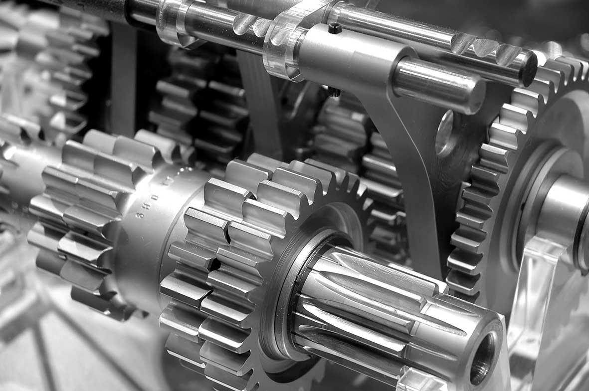 meccanica ingranaggi cambio