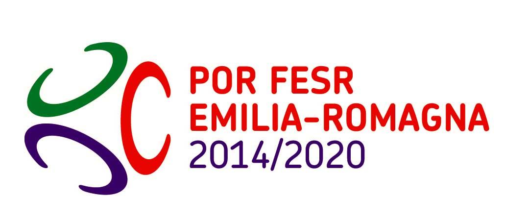 POR FESR ER logo