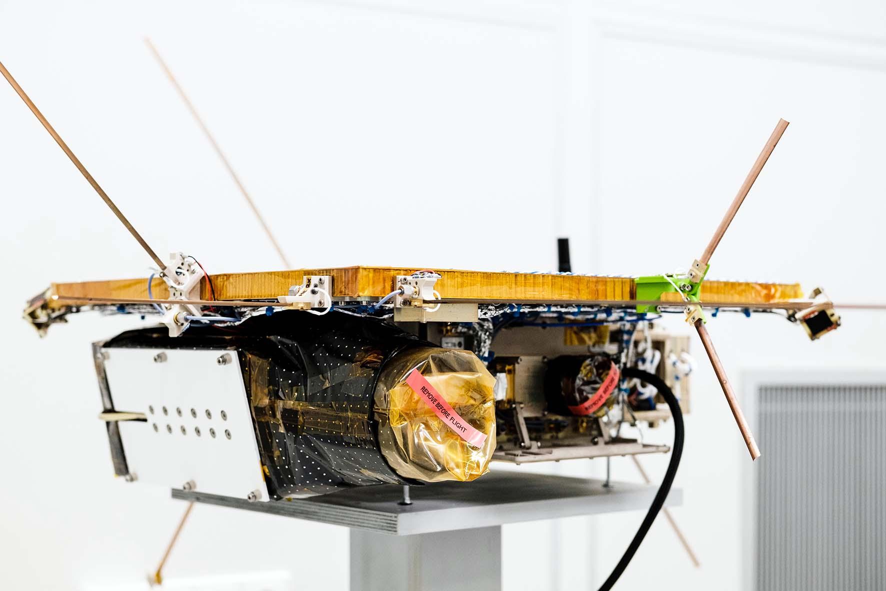 Satellite radioamatoriale MaxValierSat