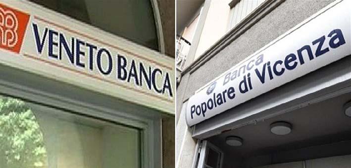 veneto banca e popolare di vicenza