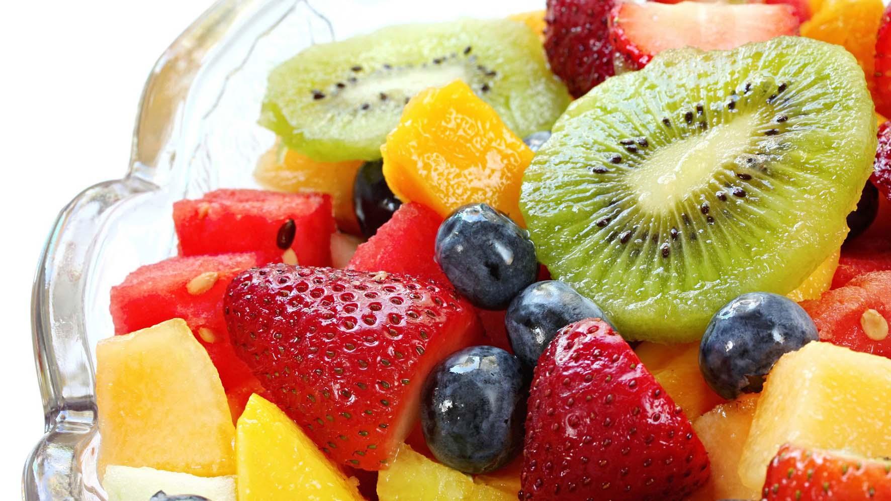 wallpaper frutta macedonai
