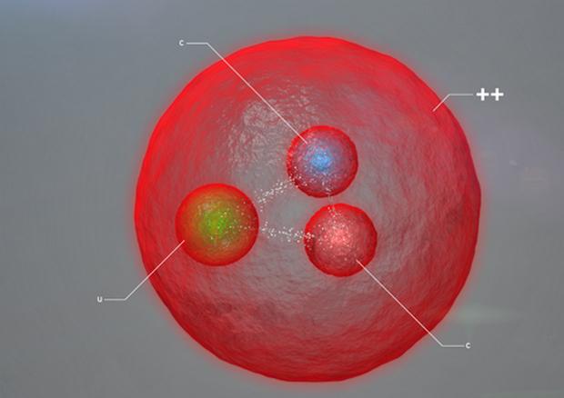 Cern ginevra particella Xi