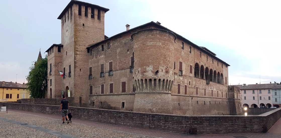 Circuito dei castelli Rocca Sanvitale di Fontanellato Pr