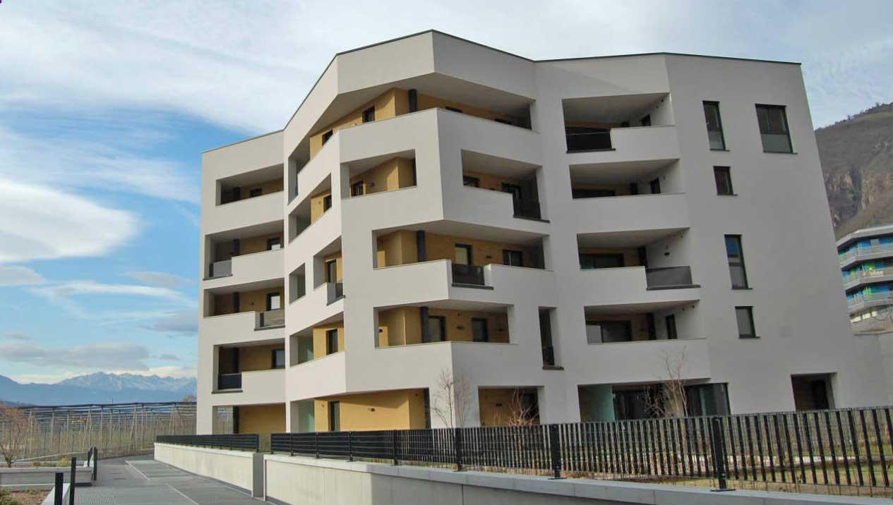 nomisma Legacoopbund bolzano consegna nuovi alloggi Togenburg 2 casa condominio